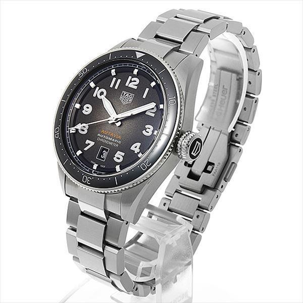 48回払いまで無金利 タグホイヤー オータヴィア キャリバー5 クロノメーター WBE5114.EB0173 新品 メンズ 腕時計|ginzarasin|02