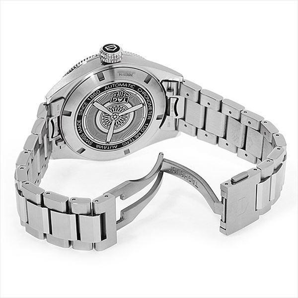 48回払いまで無金利 タグホイヤー オータヴィア キャリバー5 クロノメーター WBE5114.EB0173 新品 メンズ 腕時計|ginzarasin|03