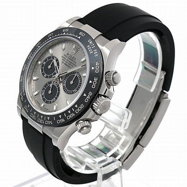 48回払いまで無金利 ロレックス コスモグラフ デイトナ 116519LN スチール 未使用 メンズ 腕時計|ginzarasin|02