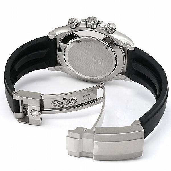 48回払いまで無金利 ロレックス コスモグラフ デイトナ 116519LN スチール 未使用 メンズ 腕時計|ginzarasin|03