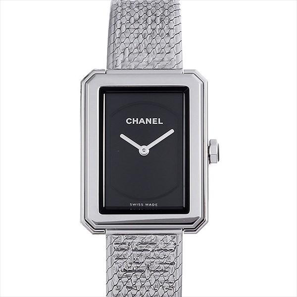3273ba72afb8 48回払いまで無金利 シャネル ボーイフレンド ツイード H4876 未使用 レディース 腕時計| ...