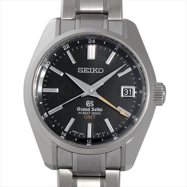 48回払いまで無金利 グランドセイコー メカニカルハイビートGMT マスターショップ限定 SBGJ013 未使用 メンズ 腕時計|ginzarasin