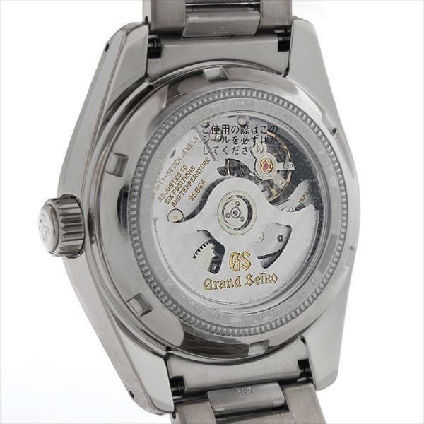 48回払いまで無金利 グランドセイコー メカニカルハイビートGMT マスターショップ限定 SBGJ013 未使用 メンズ 腕時計|ginzarasin|03