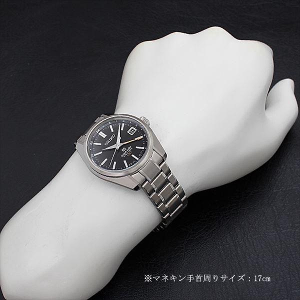 48回払いまで無金利 グランドセイコー メカニカルハイビートGMT マスターショップ限定 SBGJ013 未使用 メンズ 腕時計|ginzarasin|05