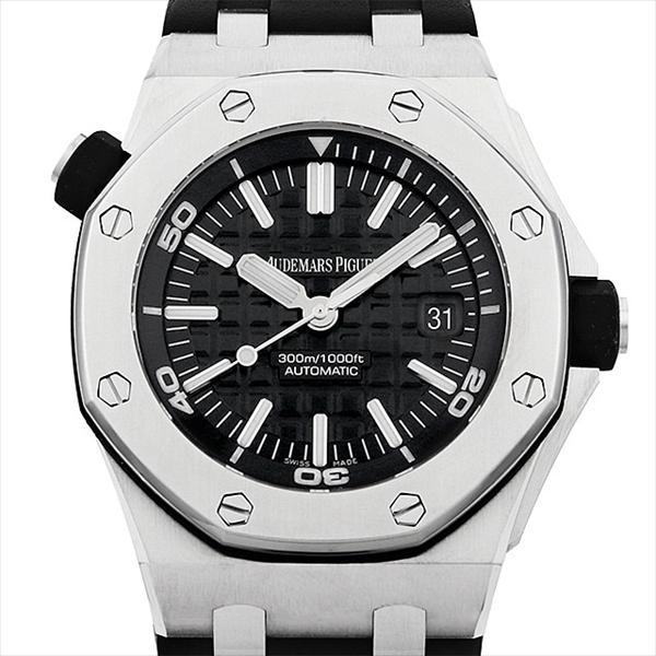 48回払いまで無金利 オーデマピゲ ロイヤルオーク オフショア ダイバー 15703ST.OO.A002CA.01 中古 メンズ 腕時計|ginzarasin