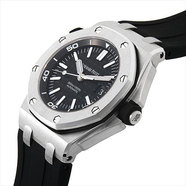 48回払いまで無金利 オーデマピゲ ロイヤルオーク オフショア ダイバー 15703ST.OO.A002CA.01 中古 メンズ 腕時計|ginzarasin|02