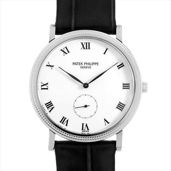60回払い無金利パテックフィリップカラトラバ3919G中古メンズ腕時計