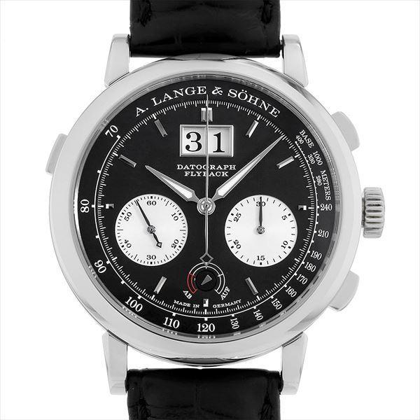 48回払いまで無金利 ランゲ&ゾーネ ダトグラフ アップアンドダウン 405.035(LS4052AD) 中古 メンズ 腕時計 ginzarasin