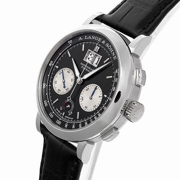 48回払いまで無金利 ランゲ&ゾーネ ダトグラフ アップアンドダウン 405.035(LS4052AD) 中古 メンズ 腕時計 ginzarasin 02