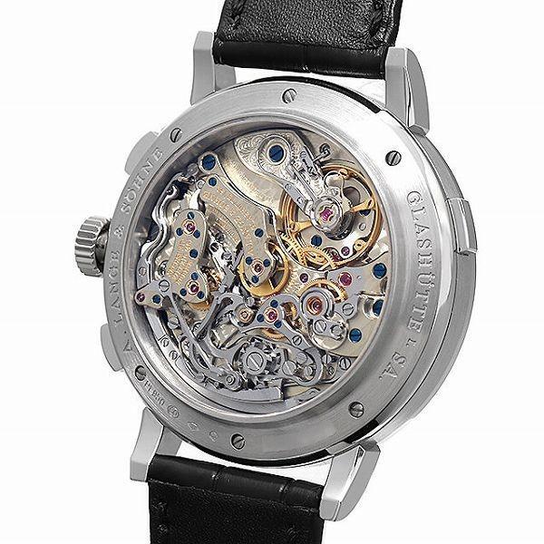 48回払いまで無金利 ランゲ&ゾーネ ダトグラフ アップアンドダウン 405.035(LS4052AD) 中古 メンズ 腕時計 ginzarasin 03