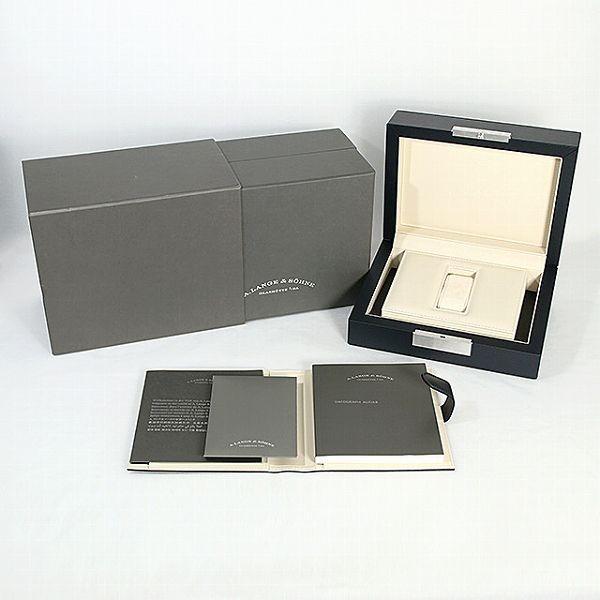 48回払いまで無金利 ランゲ&ゾーネ ダトグラフ アップアンドダウン 405.035(LS4052AD) 中古 メンズ 腕時計 ginzarasin 05
