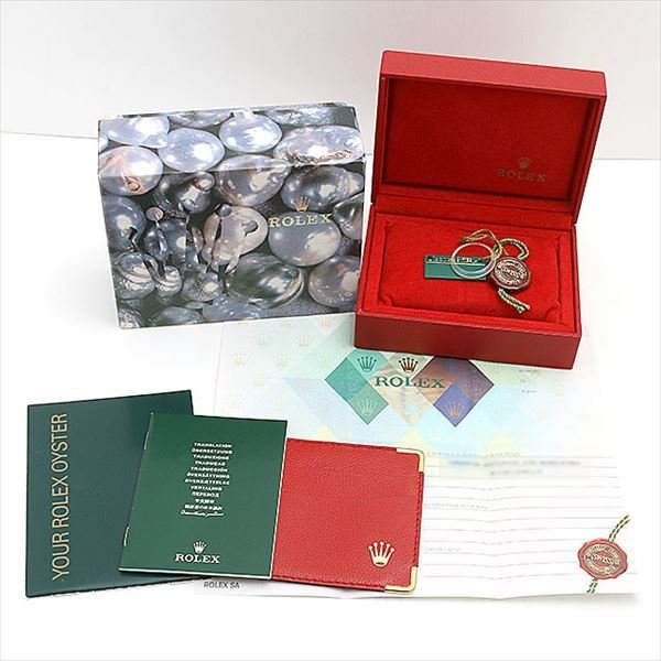 48回払いまで無金利 ロレックス デイトジャスト K番 79173 ホワイト/ローマ 中古 レディース 腕時計|ginzarasin|05