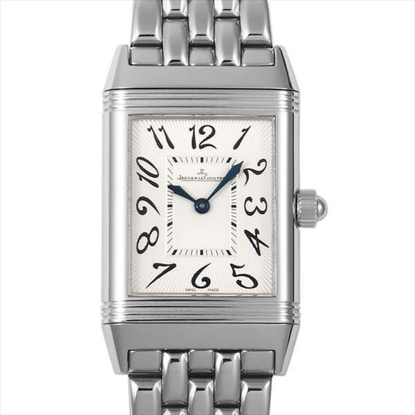 48回払いまで無金利 ジャガールクルト レベルソ デュエット クラシック Q2568102 中古 レディース 腕時計|ginzarasin