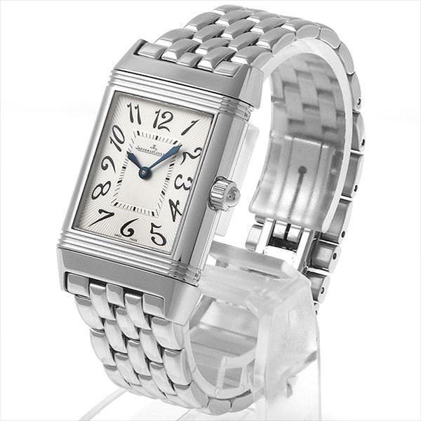 48回払いまで無金利 ジャガールクルト レベルソ デュエット クラシック Q2568102 中古 レディース 腕時計|ginzarasin|03