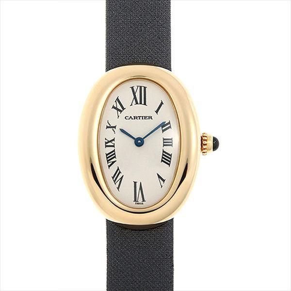 292dbe6c56 48回払いまで無金利 カルティエ ベニュワール W1506056 中古 レディース 腕時計|ginzarasin ...