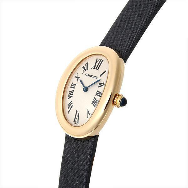 ef4ccc0fef ... 48回払いまで無金利 カルティエ ベニュワール W1506056 中古 レディース 腕時計|ginzarasin| ...