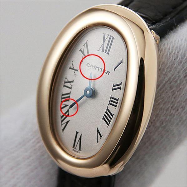 4c1385accc ... 48回払いまで無金利 カルティエ ミニベニュワール W1510956 中古 レディース 腕時計|ginzarasin|