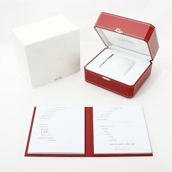 48回払いまで無金利 カルティエ サントス100 MM W20107X7 中古 ボーイズ(ユニセックス) 腕時計|ginzarasin|05