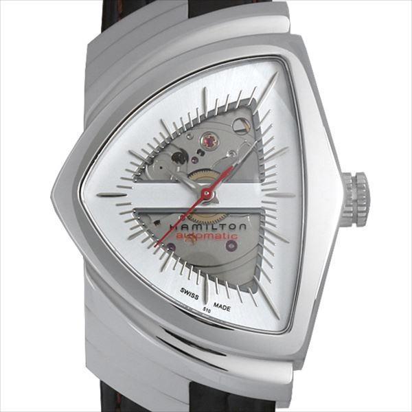 【48回払いまで無金利】ハミルトン ベンチュラ オートマティック H24515551 新品 メンズ 腕時計|ginzarasin