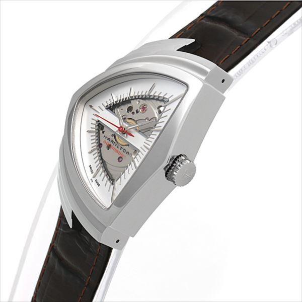 【48回払いまで無金利】ハミルトン ベンチュラ オートマティック H24515551 新品 メンズ 腕時計|ginzarasin|02