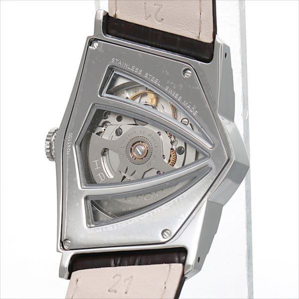 【48回払いまで無金利】ハミルトン ベンチュラ オートマティック H24515551 新品 メンズ 腕時計|ginzarasin|03