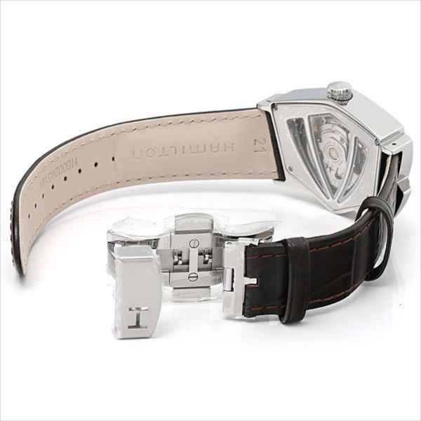 【48回払いまで無金利】ハミルトン ベンチュラ オートマティック H24515551 新品 メンズ 腕時計|ginzarasin|04