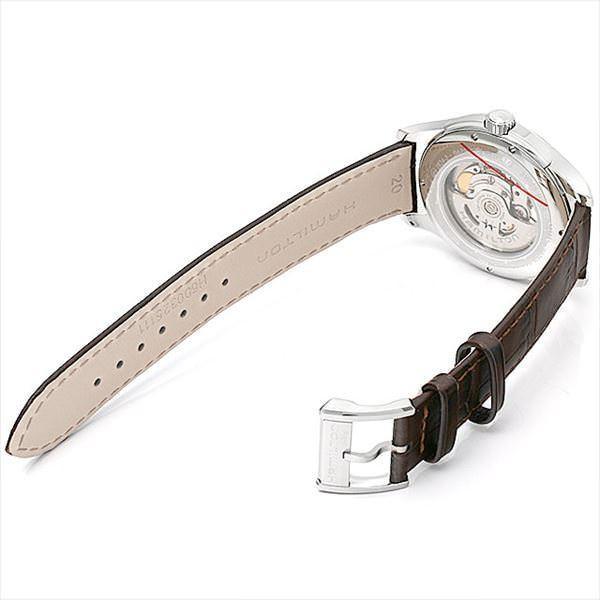 48回払いまで無金利 ハミルトン ジャズマスター ビューマチック オープンハート H32565595 新品 メンズ 腕時計|ginzarasin|04