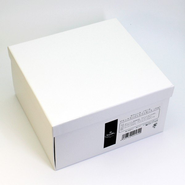 靴磨きセット サフィール ノワール  【デラックスハイシャインセット】 シューケアセット ボックス BOX 革 手入れ|ginzatiger|06