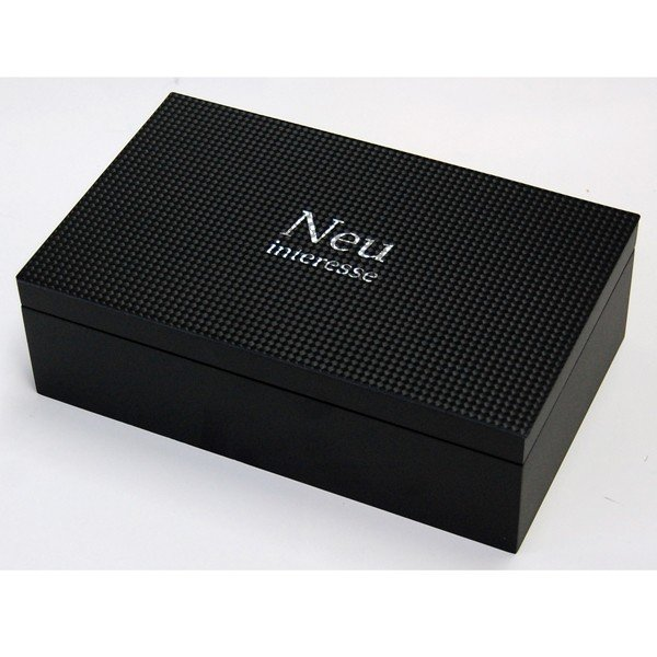 靴磨きセット ノイ インテレッセ Formula (フォーミュラ) Neu interesse シューケアセット 木箱  革靴 手入れ|ginzatiger|02