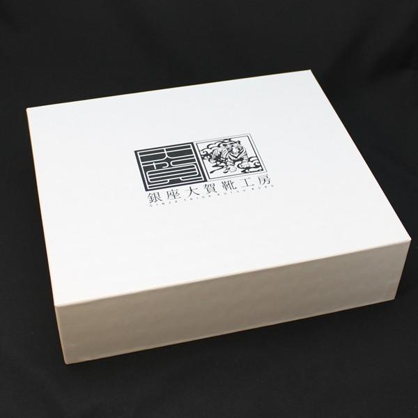 靴磨きセット シューケアセット モウブレイ 【プラチナPLATINUM】 M.MOWBRAY モゥブレィ x 銀座大賀靴工房ボックス(紙箱) 革靴用 スターターセット|ginzatiger|06