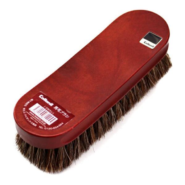 Collonil コロニル 靴ブラシ(靴磨き 馬毛ブラシ)|ginzatiger|05