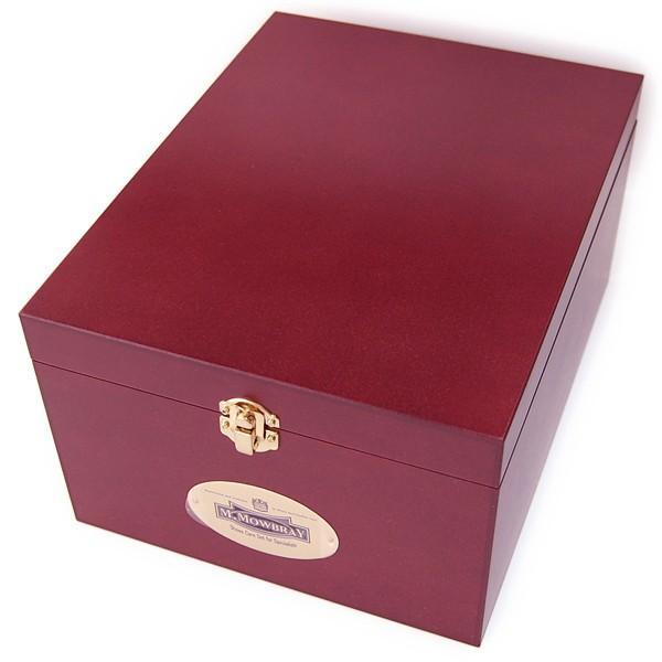 靴磨きセット M.MOWBRAY トラディショナルケアセット エム モゥブレィ モウブレイ シューケアセット(木箱 シューケア ボックス BOX) 革靴 手入れ|ginzatiger|03
