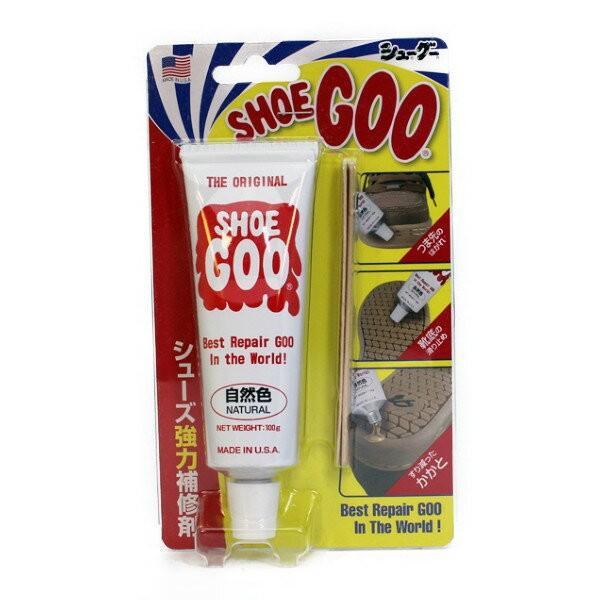 靴底 補修剤 シューグー100 SHOE GOO かかと リペア コロンブス