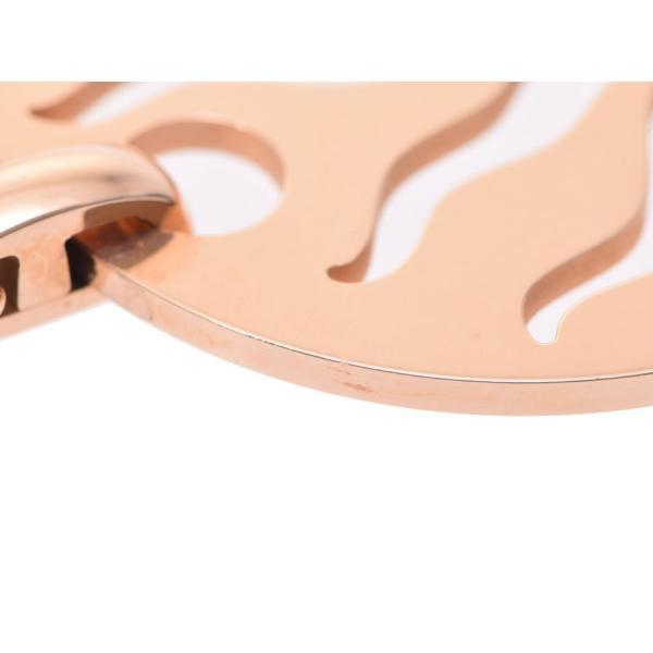 ショパール 太陽ネックレス メンズ レディース PG ダイヤ 25.6g Aランク 美品 CHOPARD 箱 中古 銀蔵|ginzo1116|08