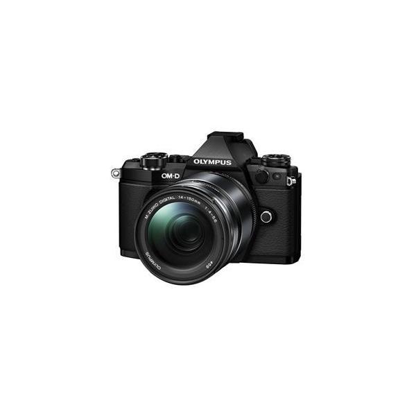 OLYMPUS デジタル一眼レフカメラ OM-D E-M5 Mark II 14-150mm II レンズキット [ブラック]