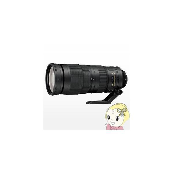 ニコン 望遠ズームレンズ AF-S NIKKOR 200-500mm f/5.6E ED VR 焦点距離:200〜500mm 対応マウント:ニコンFマウント系