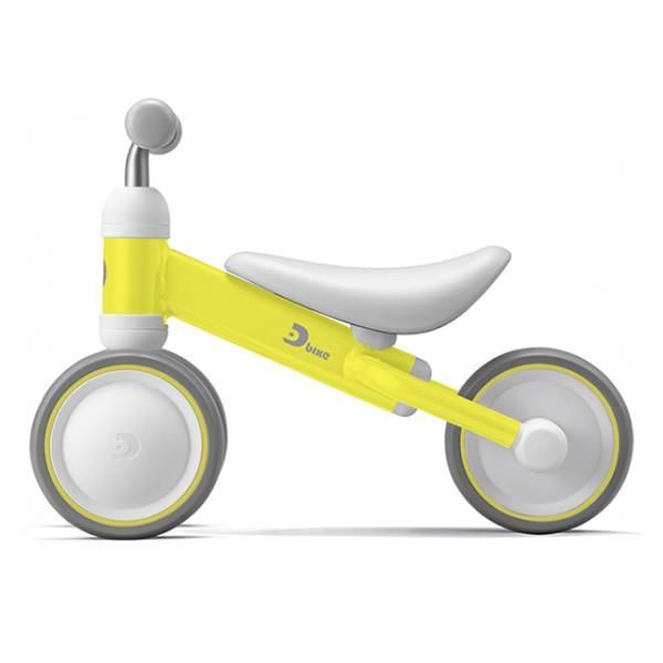 【メーカー直送】 1歳のお誕生日プレゼントで選ばれています ides D-bike mini プラス イエロー 三輪車