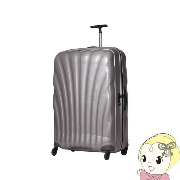 【1週間以上の長期旅行に】V22-305-1673 並行輸入品 サムソナイト スーツケース コスモライト スピナー86 PEARL