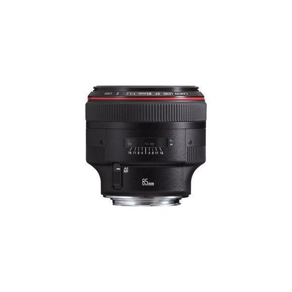 ■キヤノン 単焦点レンズ キヤノンEFマウント系 EF85mm F1.2L II USM