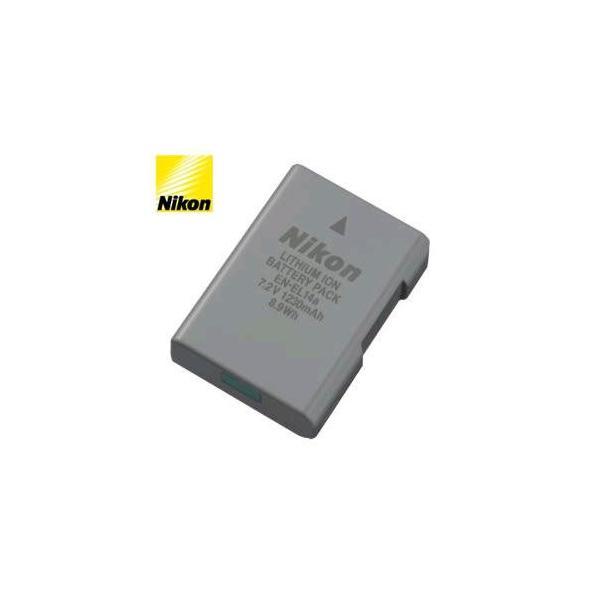 [予約]EN-EL14A ニコン デジタルカメラ リチウムイオン リチャージャブルバッテリー