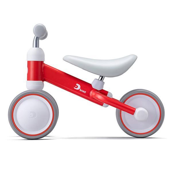 [予約 7月下旬以降]【メーカー直送】 1歳のお誕生日プレゼントで選ばれています ides D-bike mini プラス レッド 三輪車/srm