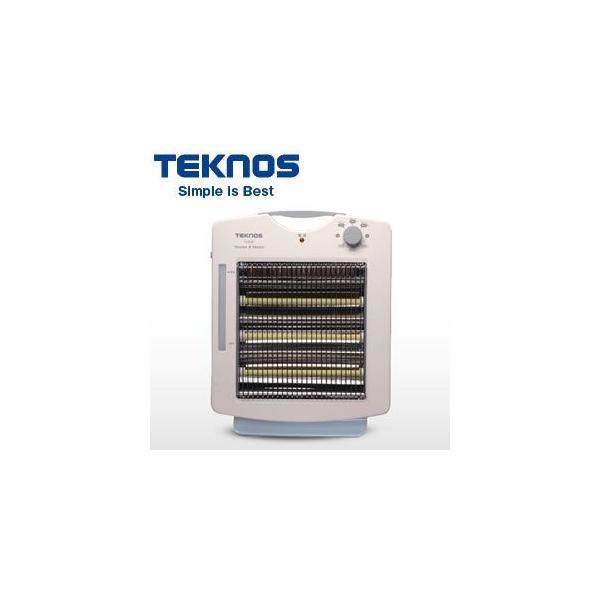 TS-902S-W テクノス 遠赤外線ヒーター ホワイト