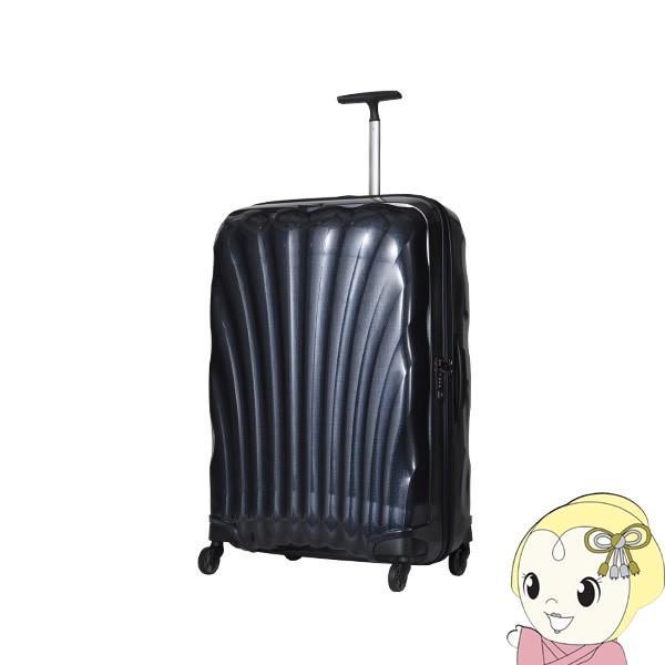 【1週間以上の長期旅行に】V22-307-1549 並行輸入品 サムソナイト スーツケース コスモライト スピナー81 MID BLUE