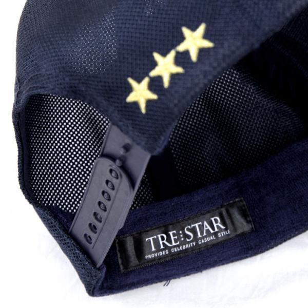 トレスター 星 メッシュキャップ|gios-shop|11