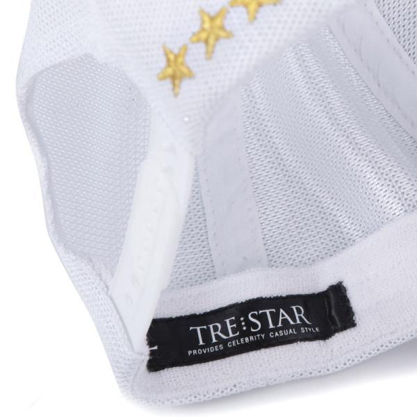 トレスター 星 メッシュキャップ|gios-shop|16