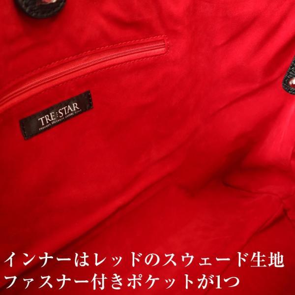 TRE☆STAR TRESTAR トレスター 星 スタッズ トートバッグ Lサイズ メンズ レディース 黒 迷彩 青 グレー カーキ A4サイズ gios-shop 19