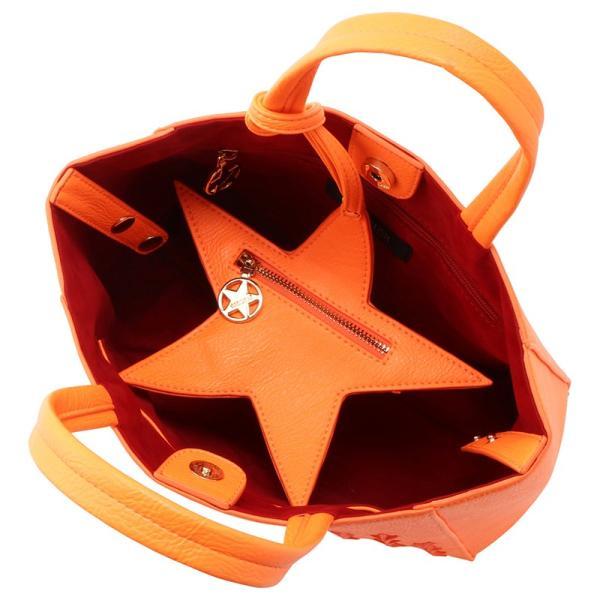 TRE☆STAR TRESTAR トレスター トートバッグ 星 スタッズ Sサイズ 迷彩 カモフラ メンズ レディース 黒 グレー カーキ ネオンイエロー 総柄 オレンジ|gios-shop|18