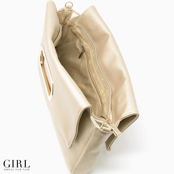 パーティーバッグ クラッチバッグ 結婚式 バッグ パーティバッグ パーティーバック クラッチバック パーティー ゴールド ブロンズ ブラック 大きめ girl-k 07