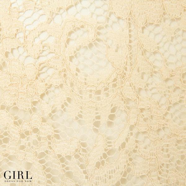 パーティードレス 結婚式 パンツドレス 大きいサイズ 20代 30代 40代 フォーマル 通販 モデル美香着用 ロング 袖あり レディース girl-k 13