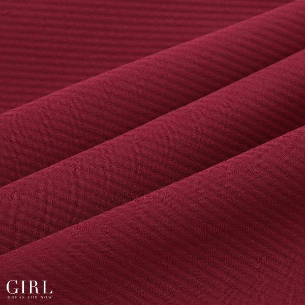 パーティードレス 結婚式 ワンピース 大きいサイズ 20代 30代 40代 モデル美香着用 フォーマル レディース フレア aライン ミモレ丈|girl-k|11